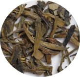 green tea round