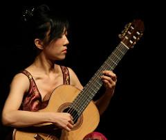 Zuefei Yang playing Concierto de Aranjuez
